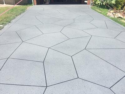 services concrete driveways - Home